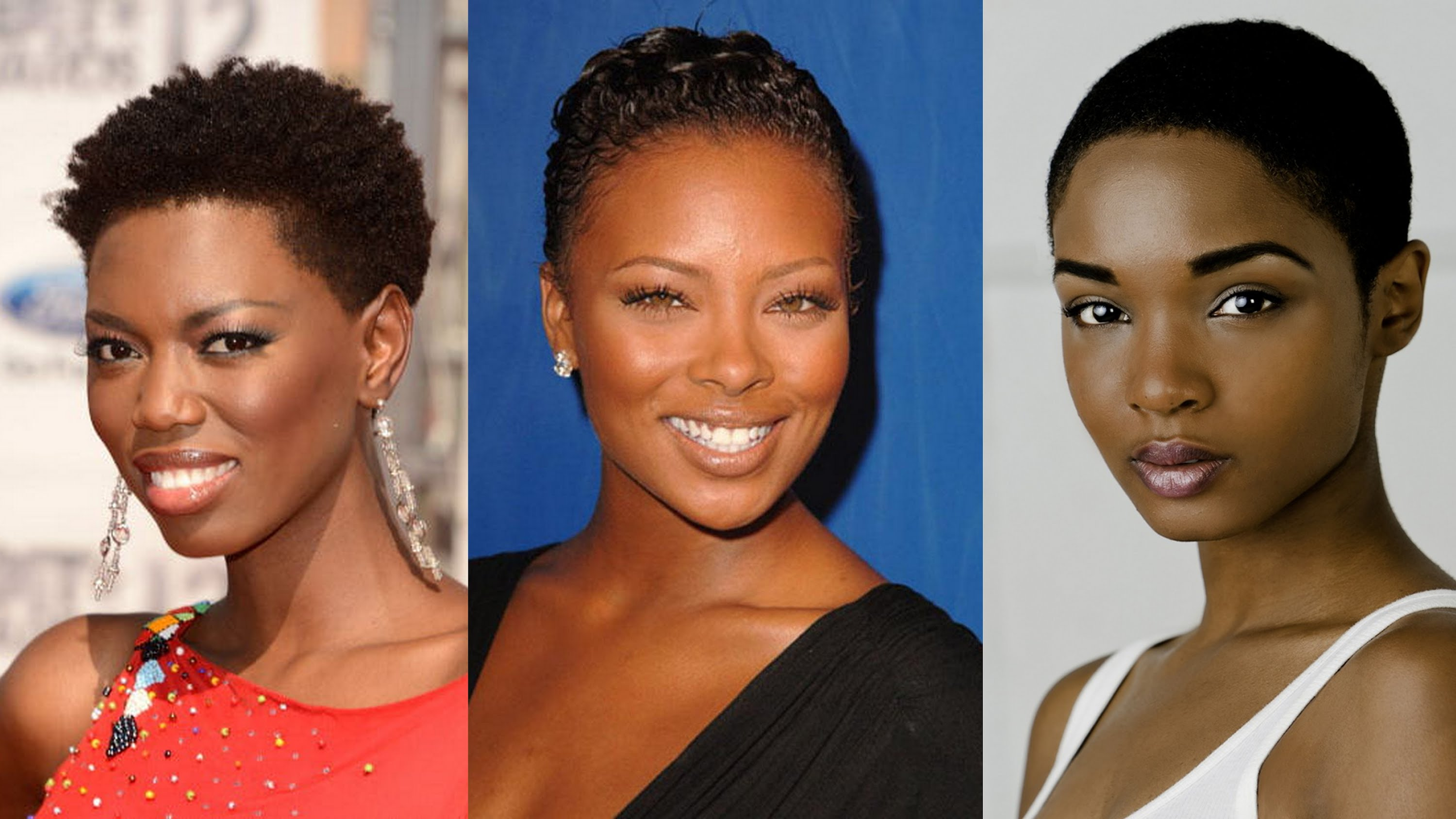 Inspiring Black Girls Short Hairstyles