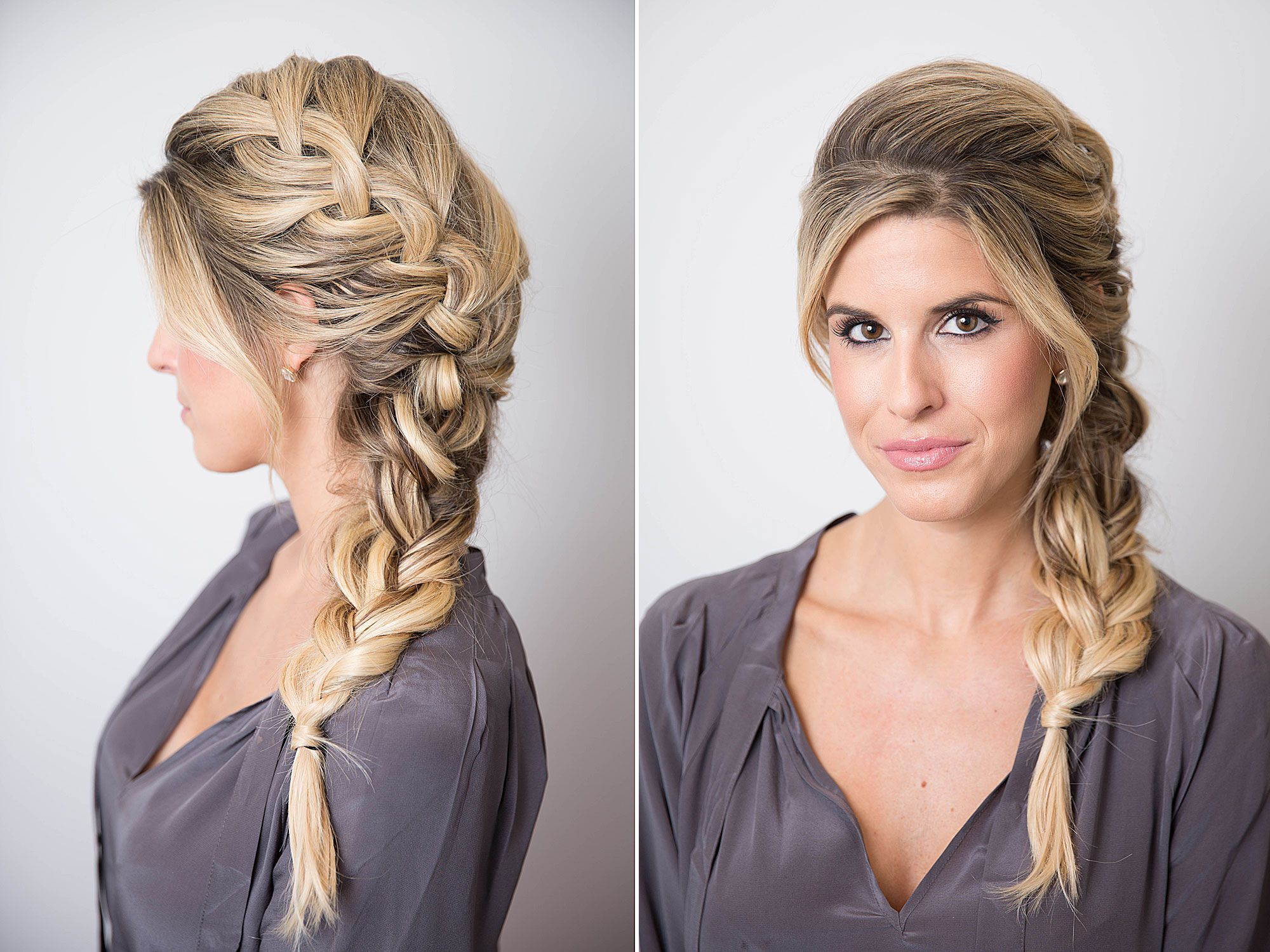 Haircut Styles for Long Hair: The Braid of Lobster Tail